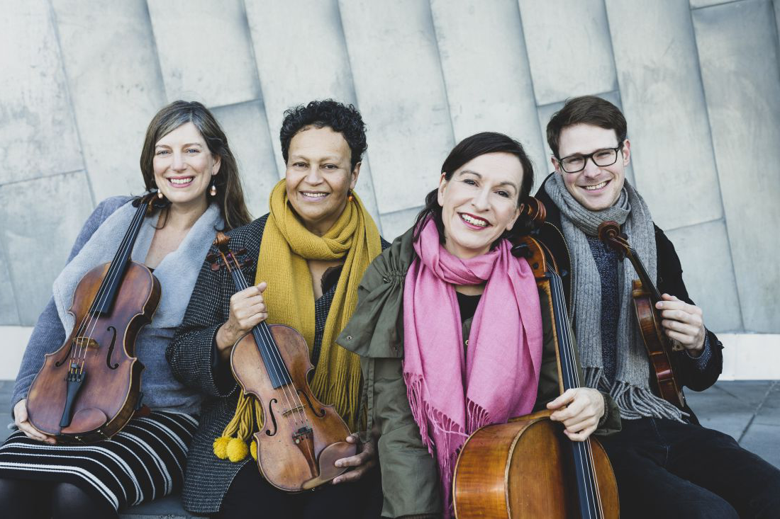 The Flinders Quartet will perform Katy Abbott's Hidden Thoughts II: Return to Sender this month. By Pia Johnson.